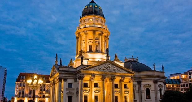 Französischer Dom Berlin | Foto: LH Wong