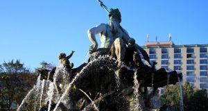 Neptunbrunnen Berlin - Foto: Andreas Trojak