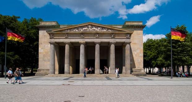 Neue Wache Berlin | Foto: Santiago Atienza