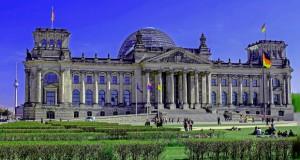 Reichtagsgebäude-Berlin