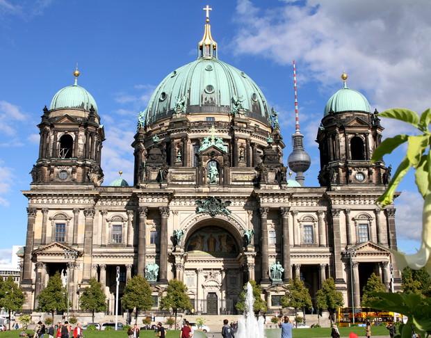Berliner-Dom-Lustgarten