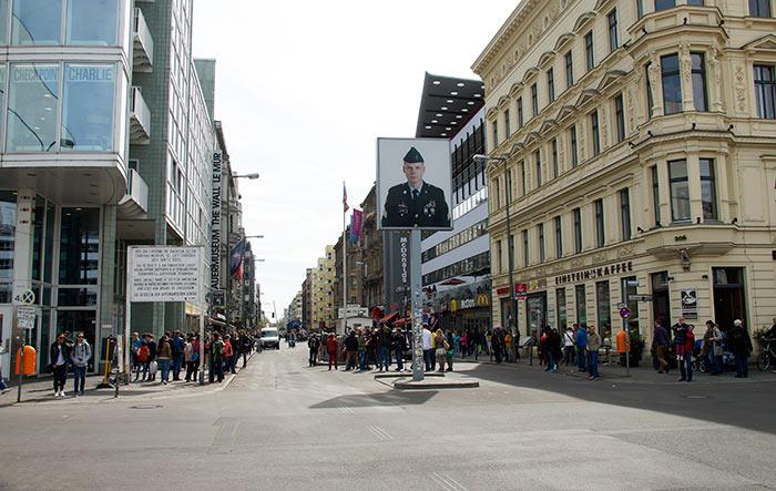 Checkpoint Charlie | Foto: © Fotojournalist.Berlin