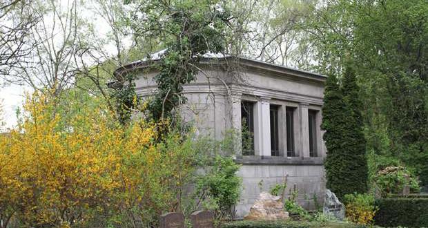 Dorotheenstädtischer Friedhof | Foto: © Wahrzeichen.berlin