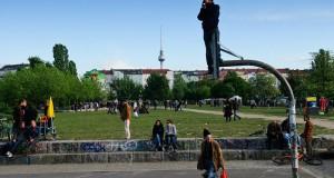 Der Berliner Mauerpark | Foto: abbilder