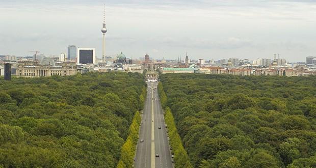 Tiergarten Berlin | Foto: Steffen Zahn - flickr