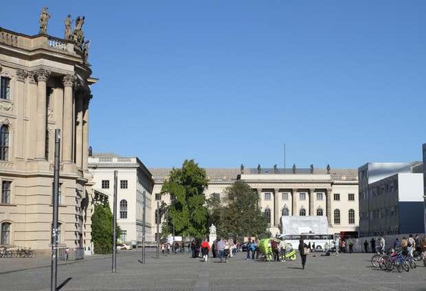 Bebelplatz Berlin copyrigt: wahrzeichen.berlin