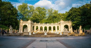 Märchenbrunnen im Volkspark Friedrichshain | Foto: © Tomas Moll