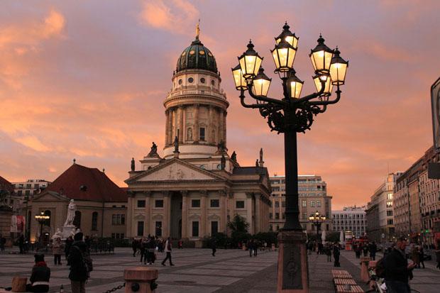 Gendarmenmarkt-Berlin (2)